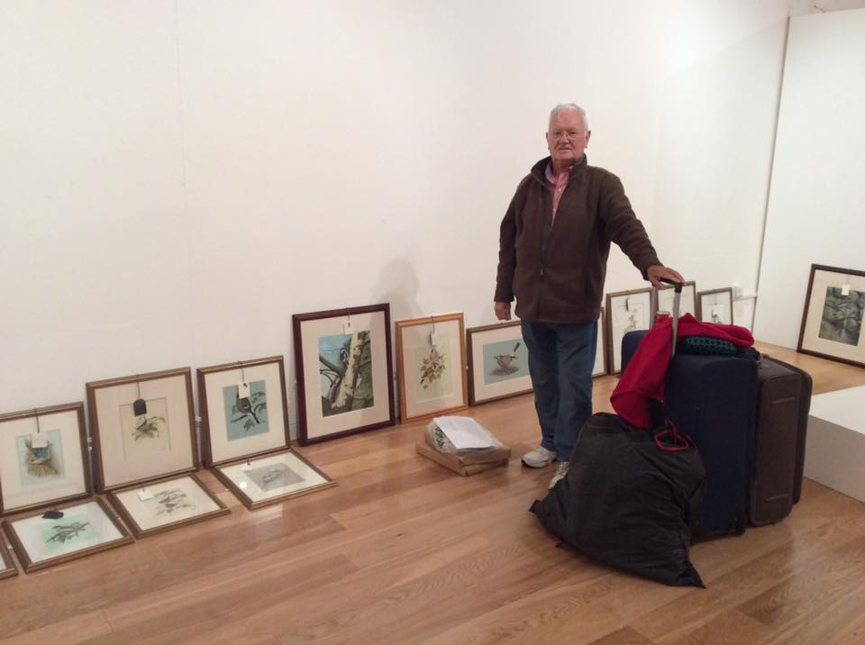 Birds_of_Wales_exhibition_Eric_delivers_paintings